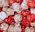 **Sugar Free** Strawberry & Cream Popcorn